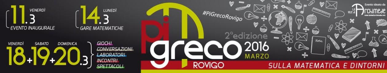 Pi greco Rovigo