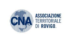 Logo CNA Rovigo, sponsor Pi Greco Rovigo.